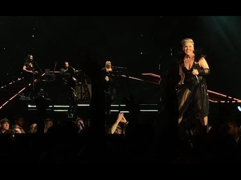 P!nk - Walk Me Home - 3/12/19 Atlanta, GA