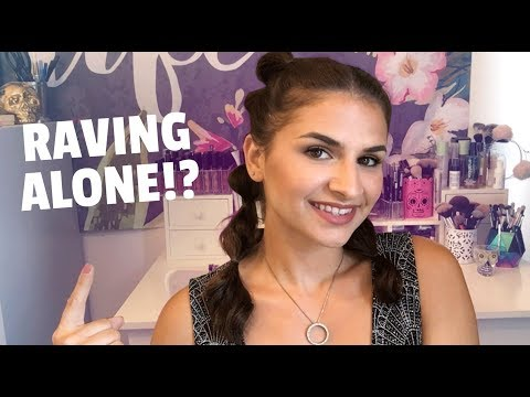 GOING TO A FESTIVAL ALONE!? TIPS & ADVICE