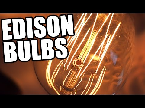 KINGSO Edison Bulb Review- A Feast for the Eyes | EpicReviewGuys CC