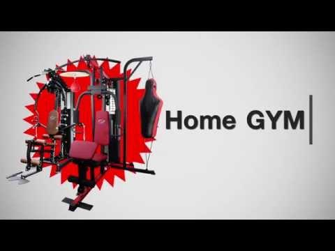 เครื่องออกกำลังกายระดับสปอร์ตคลับ สำหรับฟิตเนส by 360° Fitness