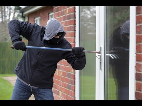 Nick Wize - Woman Comes Home To Find A Burglar Living In Her Home