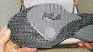 Unboxing FILA Basketball Shoes Kicks Sneakers + On Feet! 3 12 18