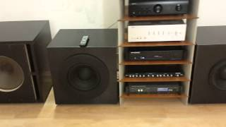 Моя домашняя акустическая система