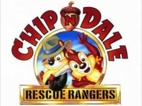 Chip 'n Dale Rescue Rangers | Main Theme (Remix) | @AsisGalvin