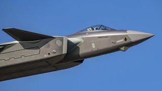 Крылатая мощь! Самолеты пятого поколения!