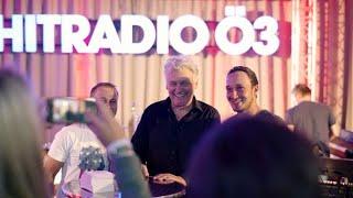 Ö3 Studio Session mit Rainhard Fendrich am 20.9.2019