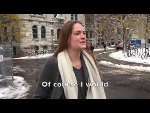 WOULD YOU DATE A SYRIAN ? (Lebanon vs. Canada)(SOCIAL EXPERIMENT)