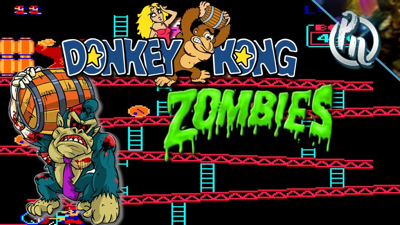 Donkey Kong Zombies - Modded Black Ops 3 Zombies - YouTube