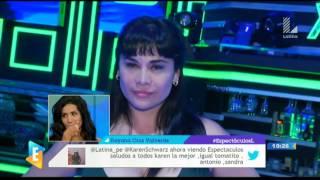Leysi Suárez defendió a Vania Bludau de la ira de exjefa de Alma Bella