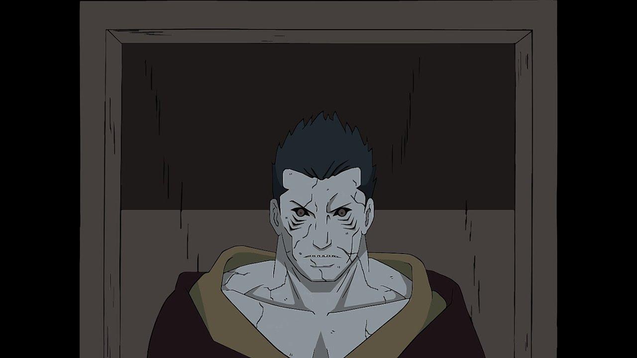 anime ninja forbidden jutsu lab spirit reanimated kisame