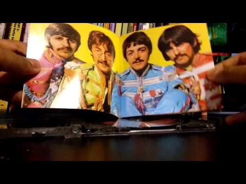 The beatle sgt. Pepper