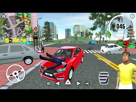 Repeat Car Simulator 2 14 New Car Unlocked Android Gameplay By