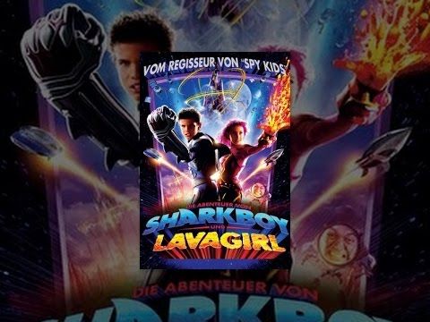 Die Abenteuer Von Sharkboy Und Lavagirl (2005)