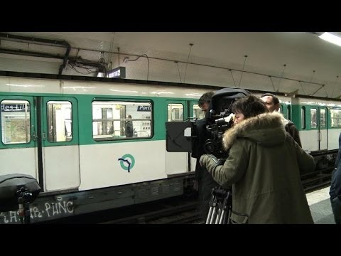 French capital's metro earns up to 200,000 a year from filming