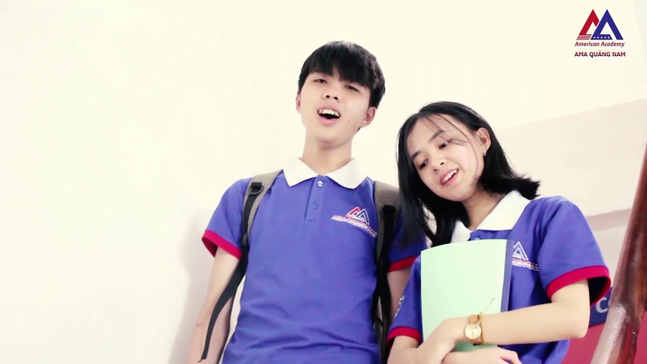 """""""Bụi phấn"""" – bản cover bằng tiếng Anh cực ẤN TƯỢNG của học viên AMA Quảng Nam🌷 🌷"""