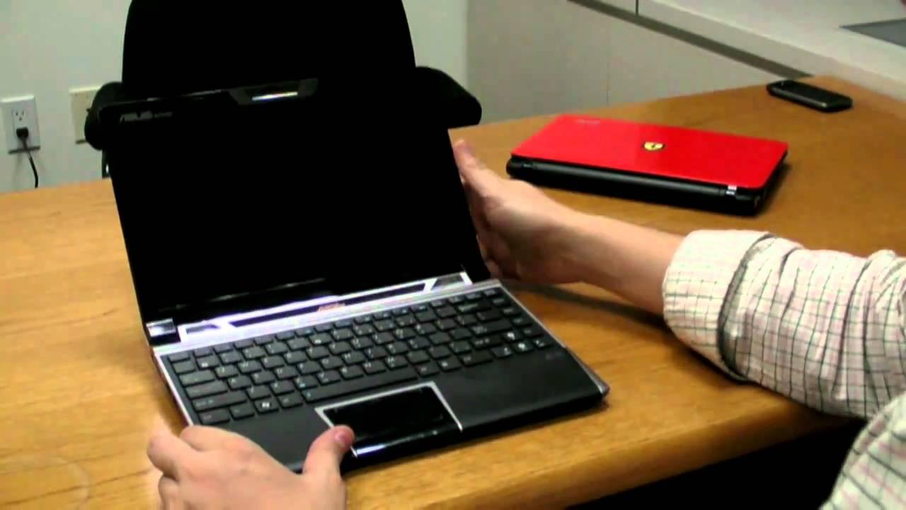 Asus Eee PC VX6 Notebook Drivers Windows XP