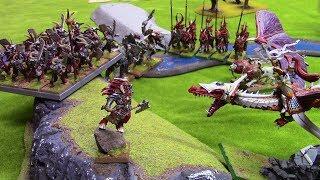 Border Wars Campaign Game 1 Warhammer Fantasy