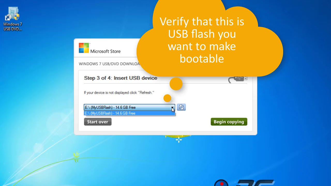 How To Create A Bootable USB Flash Drive?