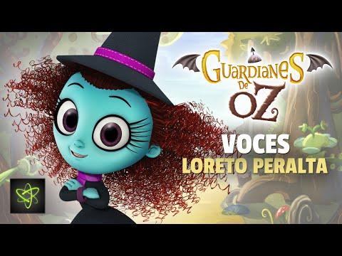 """loreto-peralta-se-vuelve-brujita-en-""""guardianes-de-oz"""""""