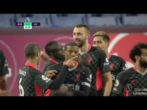 Burnley Liverpool Goals And Highlights