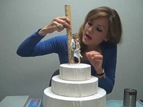 Beach Get Away Wedding Cake Topper - Wedding Collectibles Episode 15