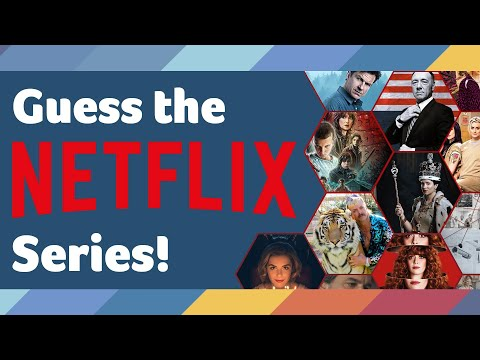 Guess The NETFLIX Series! How Well Do You Know Netflix Originals?