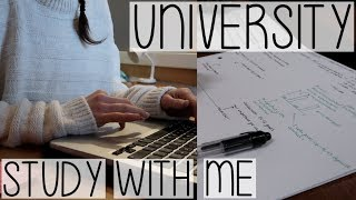 FULL DAY UNIVERSITY STUDY WITH ME | MAKING LECTURE NOTES, WRITING ESSAYS & MY DISSERTATION