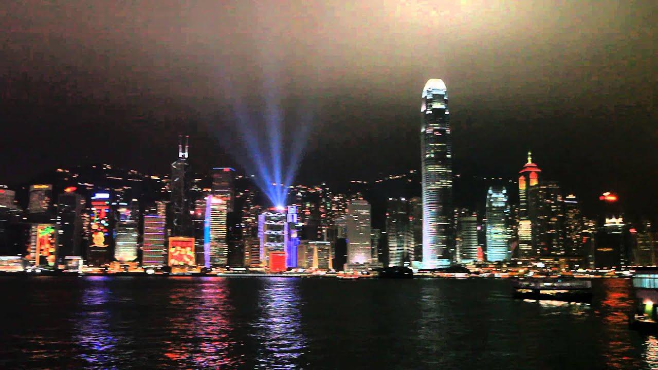 홍콩여행 홍콩야경 Youtube