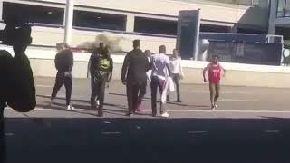 2nd Video Of Tekashi69 Fight - Different Angle Of 69 Fight 2018