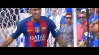 Neymar goal against Leganes