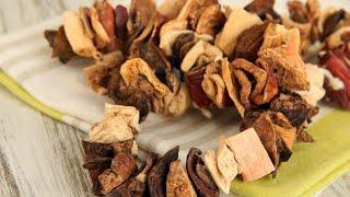 /салат из сушенных грибов с сыром и рисом/шашлык из индейки с молодым картофелем
