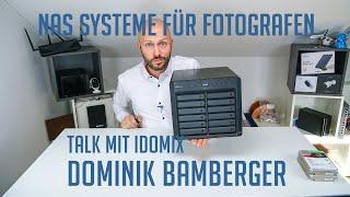 NAS Systeme für Fotografen mit iDomix