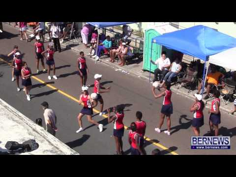 Bermuda Netball Association Float  May 24 2013