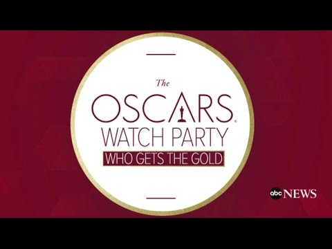 Live Stream: Oscars 2017 Watch Party | ABC News
