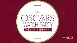 Live Stream: Oscars 2017 Watch Party | ABC News