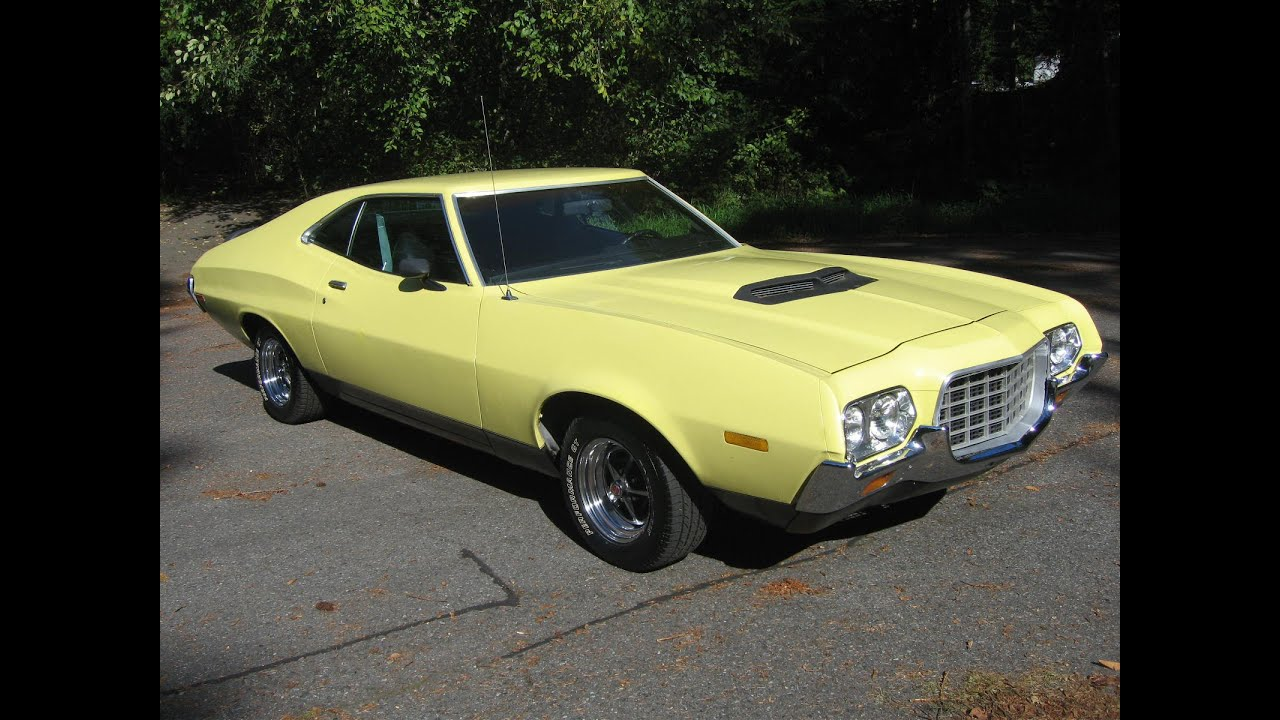 1972 gran torino sport fastback for sale youtube - Ford Gran Torino Fastback