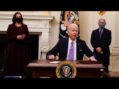 Republican congresswoman files articles of impeachment against President Joe Biden