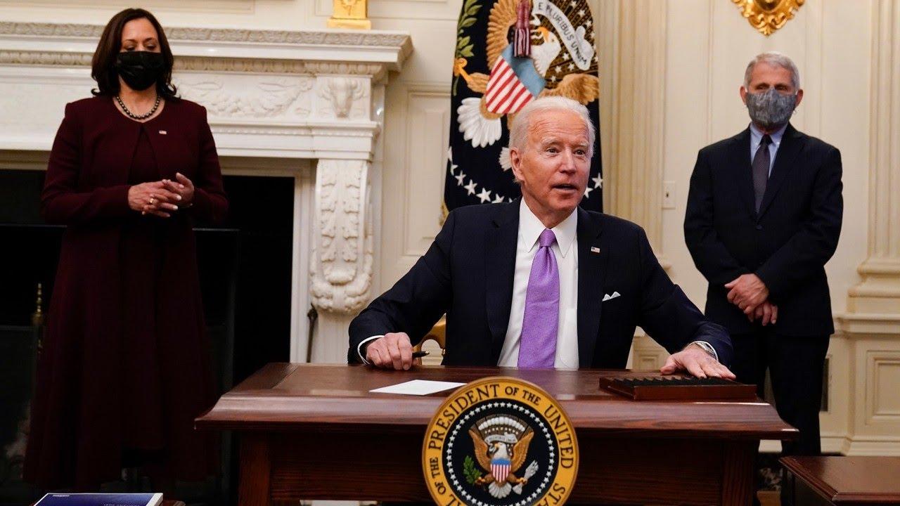 Rep. Greene files articles of impeachment against President Joe Biden