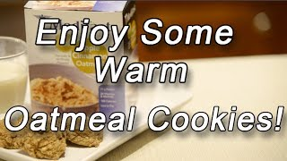 Medifast Meal Makeover: Oatmeal Cookies