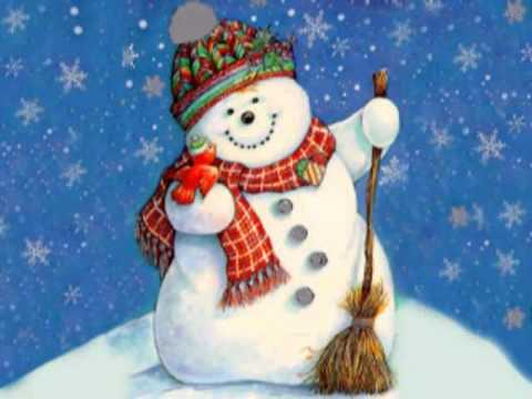 KID Frosty the Snowman