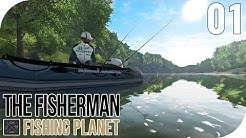 The Fisherman - Fishing Planet #1 - Was kann die neue Version? || PantoffelPlays
