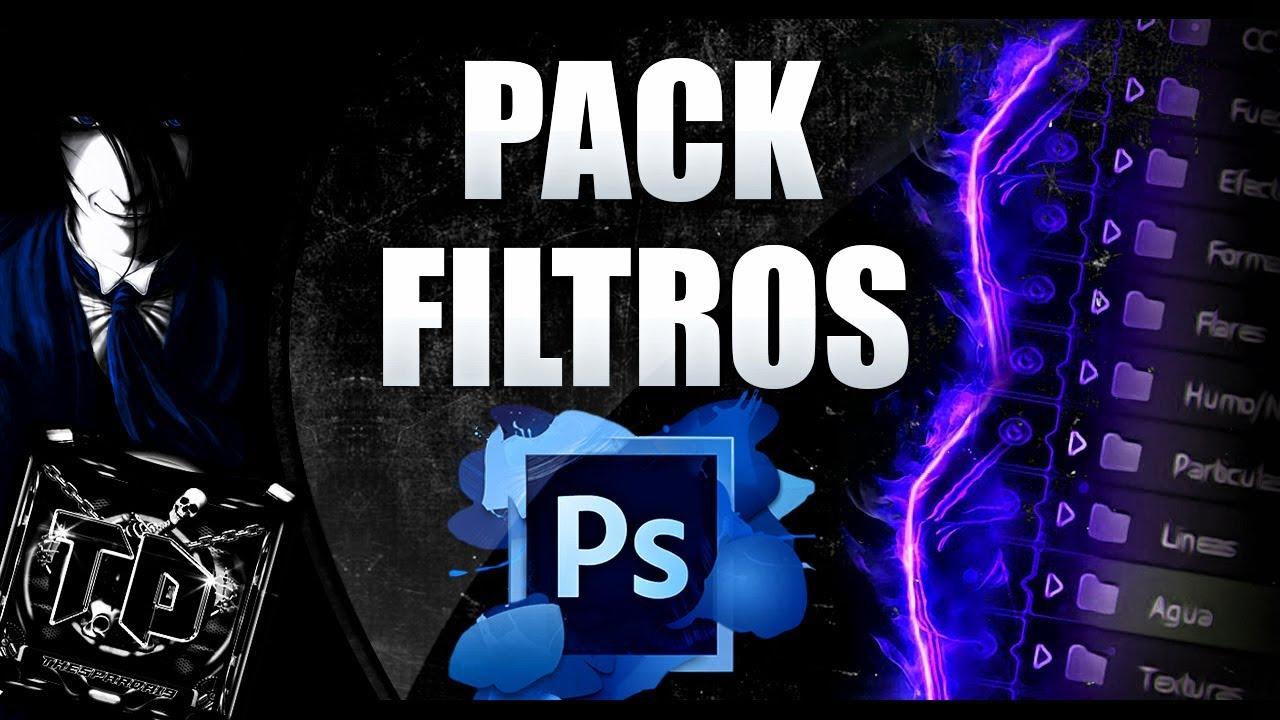 Criando Filtro do Instagram no Photoshop - Top 5 Efeitos