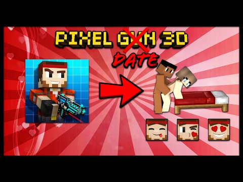 Pixel Gun 3D Will Become A DATING GAME Called Pixel Date 3D!!!!!!!