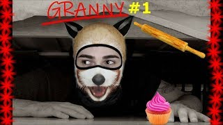 GRANNY #1 Всё дело в бисквите...