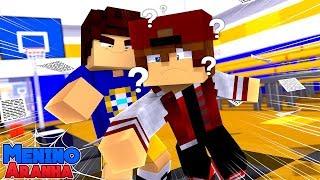 Minecraft: MENINO ARANHA - BRIGUEI COM O VALENTÃO DA ESCOLA!!! #172