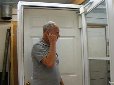 Cast Iron Door Closer Animation Norton Door Controls Doovi