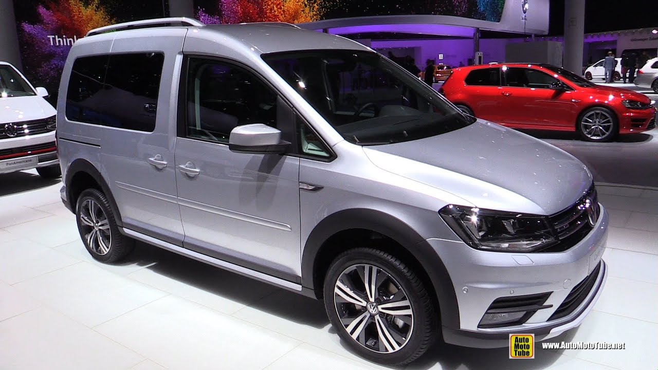 2016 volkswagen caddy alltrack tdi 4motion exterior interior walkaround 2015 frankfurt motor. Black Bedroom Furniture Sets. Home Design Ideas