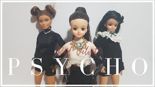 Red Velvet 'Psycho' Inspired Doll Outfits | DIY Doll Clothes