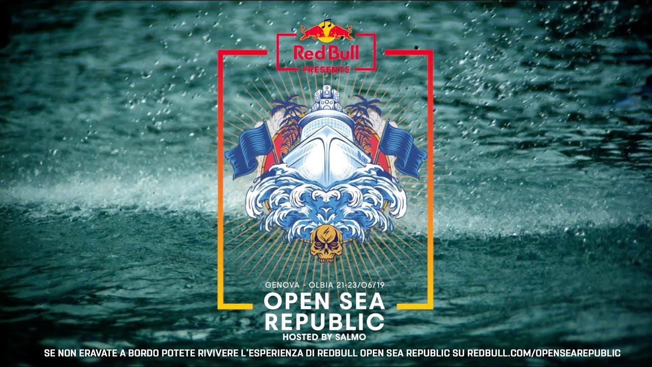 Red Bull Open Sea Republic