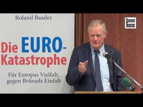 """Bruno Bandulet: """"Es ist ein stiller Staatsstreich"""" (Roland-Baader-Treffen 2018)"""